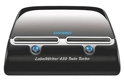 Etiketprinter DYMO 450 TWIN